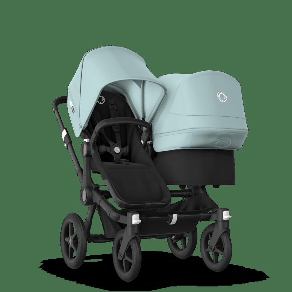 Bugaboo Donkey 3 Duo Kinderwagen mit Liegewanne und Sitz