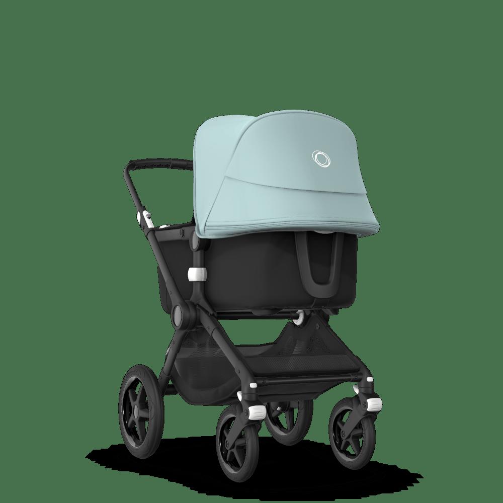 Bugaboo Fox 2 Kinderwagen mit Sitz und Liegewanne